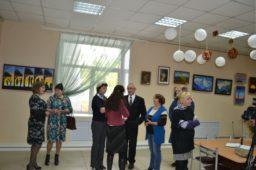Абаза Выставка Сергея Попова 1