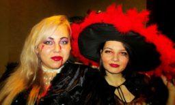 Хеллоуин в городе Абаза