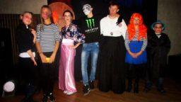 Костюмы на Хеллоуин в городе Абаза