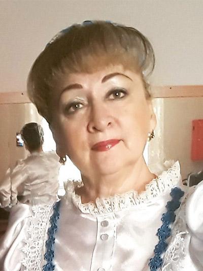Бороненко Татьяна Владимировна