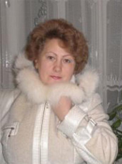 Яньо Елена Петровна