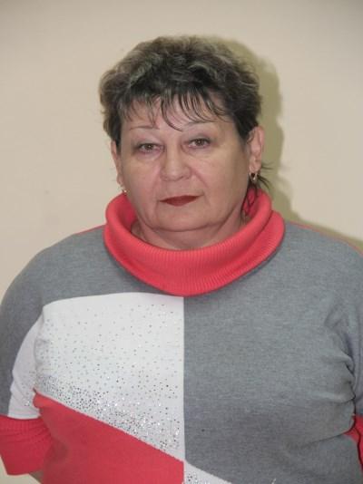 Елисейкина Вера Викторовна