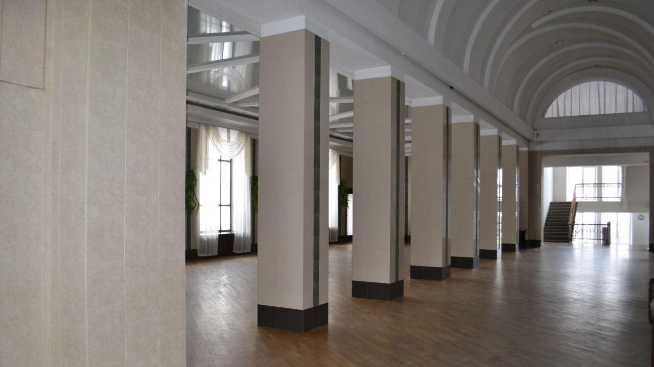 Центральный Дом Культуры второй этаж