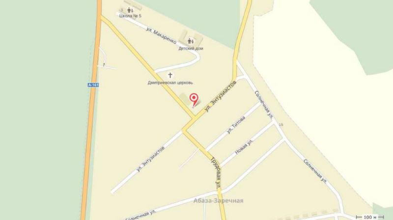 ДК Юбилейный на карте